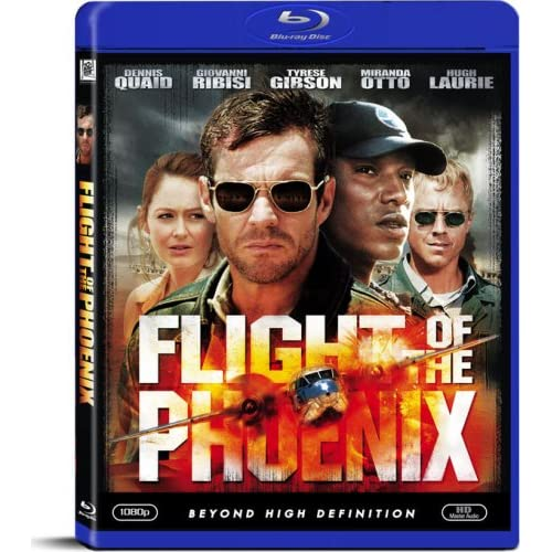 Image 0 of Flight Of The Phoenix Blu-Ray On Blu-Ray With Dennis Quaid
