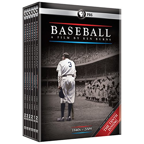Image 0 of Baseball: A Film By Ken Burns Includes The Tenth Inning On DVD