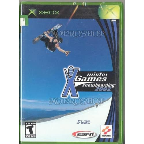 Image 0 of ESPN Winter Xgames Snowboarding 2 For Xbox Original
