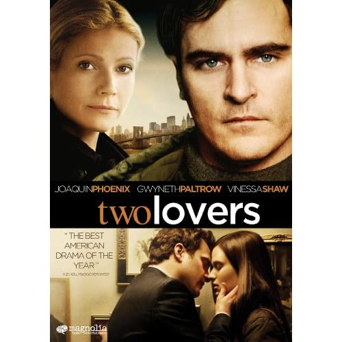 Image 0 of Two Lovers On DVD with Joaquin Phoenix 2 Drama