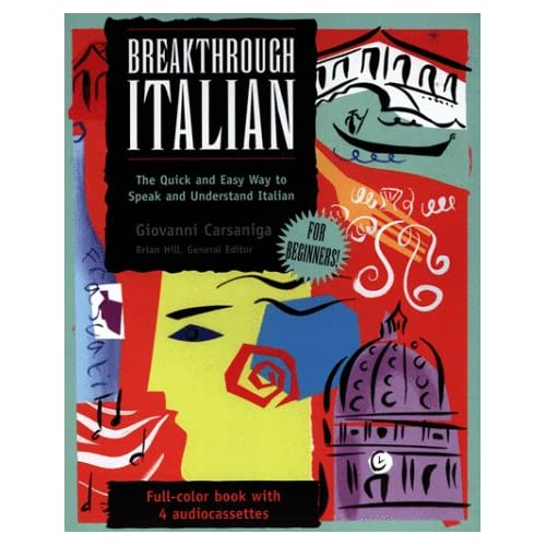 Image 0 of Breakthrough Italian: The Quick And Easy Way To Speak And Understand Italian Boo