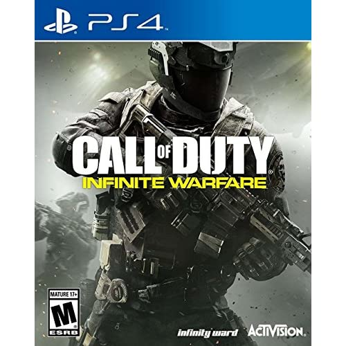 Call Of Duty: Infinite Warfare Standard Edition For PlayStation 4 PS4 COD Fighti