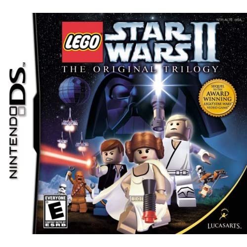 Image 0 of Lego Star Wars II: The Original Trilogy For Nintendo DS DSi 3DS 2DS