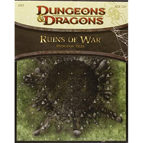 Image 0 of Ruins Of War Dungeon Tiles Dungeons And Dragons