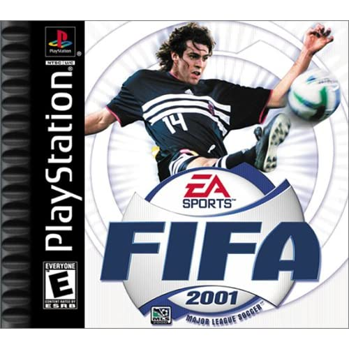 Image 0 of FIFA 2001 Major League Soccer For PlayStation 1 PS1