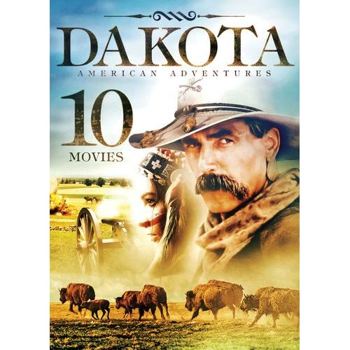 Image 0 of Dakota American Adventures: 10 Movies On DVD With Dan Haggerty Westerns