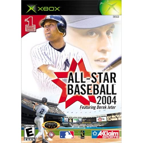 All-Star Baseball 2004 For Xbox Original