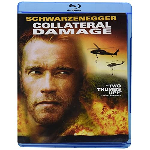 Image 0 of Collateral Damage On Blu-Ray With Arnold Schwarzenegger