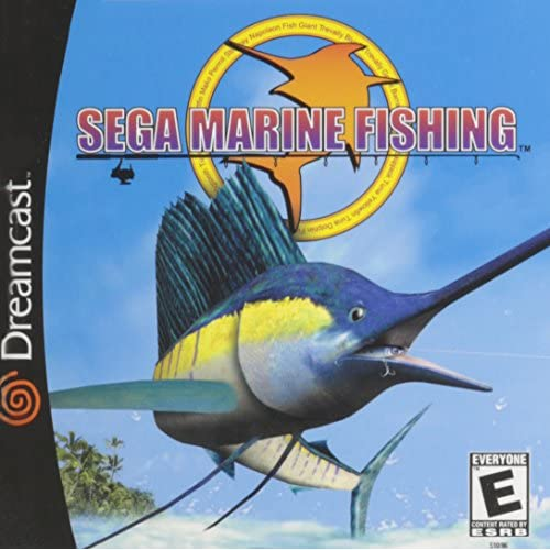 Image 0 of Sega Marine Fishing For Sega Dreamcast