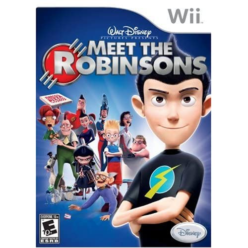 Image 0 of Meet The Robinsons For Wii Disney