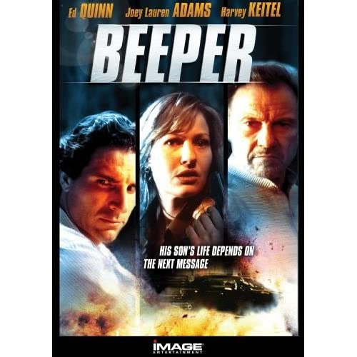 Image 0 of Beeper On DVD With Ed Quinn Mystery