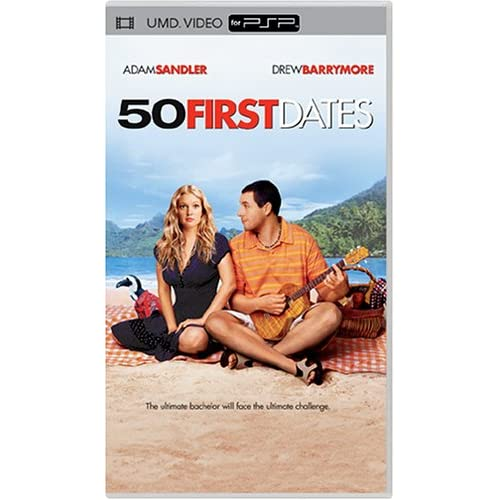 50 First Dates Movie UMD For PSP