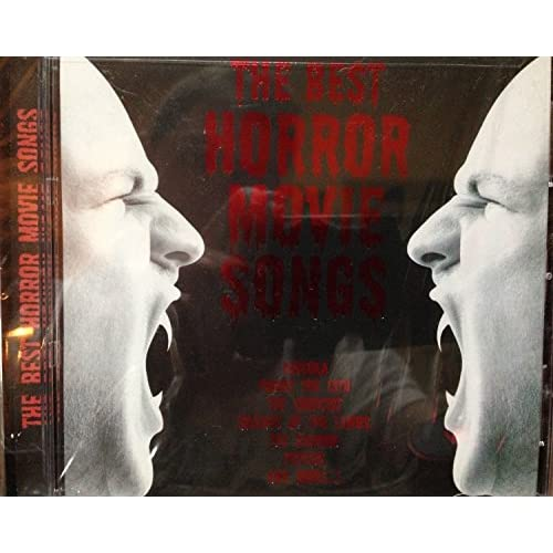 Image 0 of Best Horror Movie Songs On Audio CD Album 2004