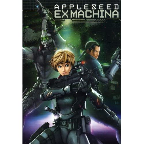Image 0 of Appleseed Ex Machina Single-Disc Edition On DVD