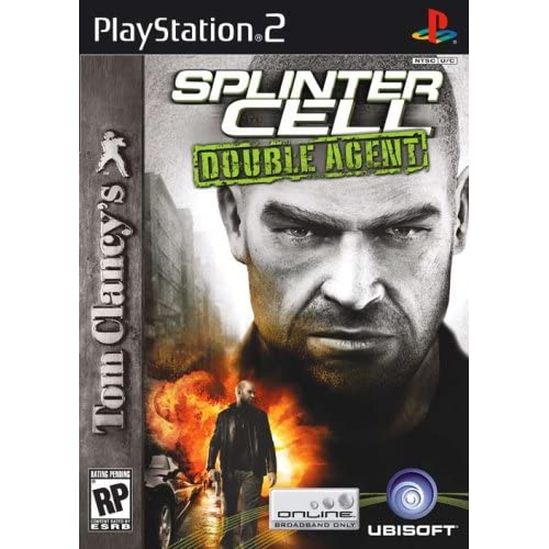 Image 0 of Splinter Cell Double Agent For PlayStation 2 PS2 Shooter