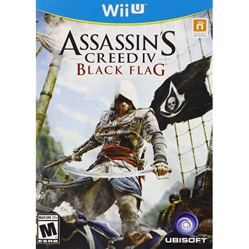 Assassin's Creed IV Black Flag For Wii U Fighting
