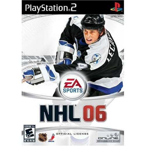 Image 0 of NHL 2006 For PlayStation 2 PS2 Hockey