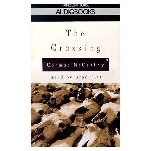Image 0 of The Crossing The Border Trilogy By Cormac Mccarthy On Audio Cassette