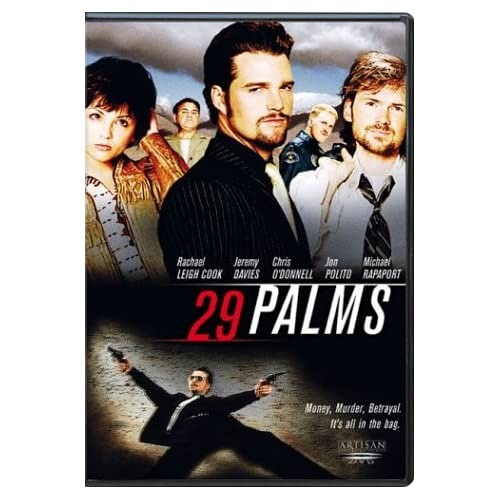 Image 0 of 29 Palms On DVD With Jeremy Davies Drama