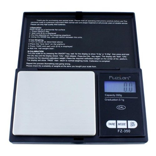 Image 0 of Fuzion Global FZ-100 Digital Pocket Scale 100G X 0.01G Ink