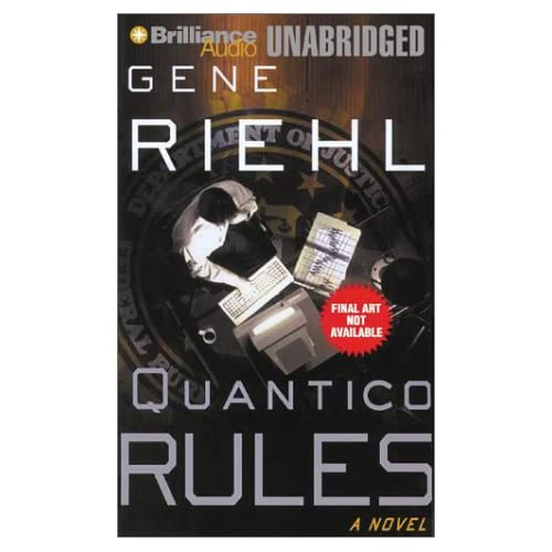 Image 0 of Quantico Rules Puller Monk Series By Riehl Gene Colacci David Reader On Audio Ca