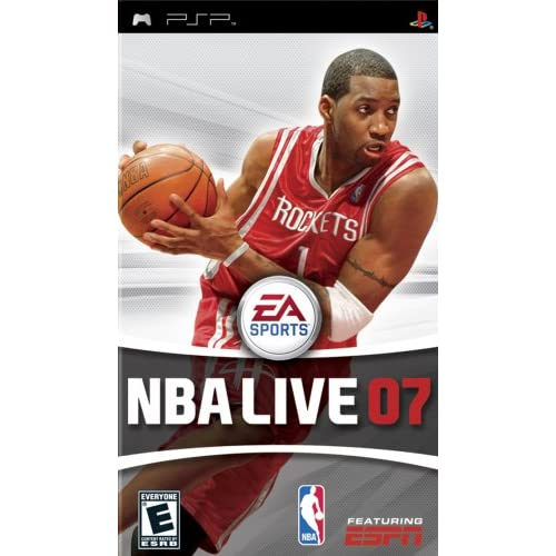Image 0 of NBA Live 07 Sony For PSP UMD Basketball