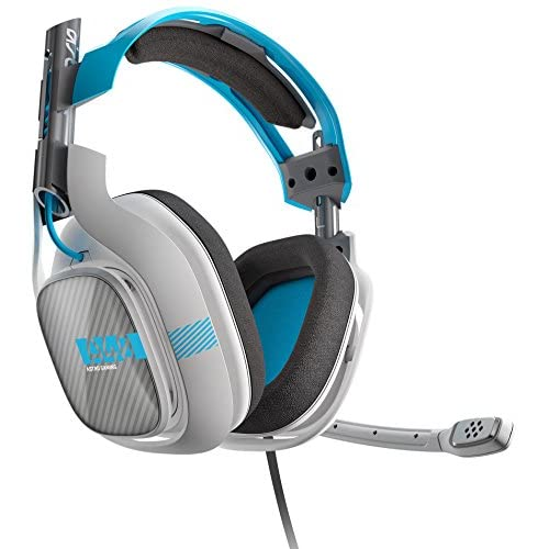 Astro Gaming A40 Headset Mixamp M80 Light Grey/blue For Xbox One Gray with