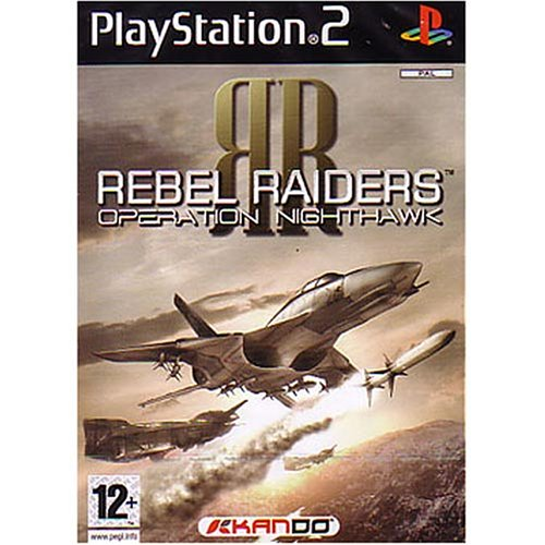 Image 0 of Rebel Raiders: Operation Nighthawk For PlayStation 2 PS2