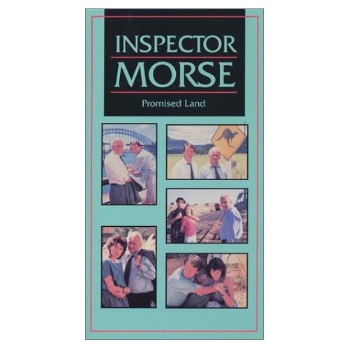 Image 0 of Inspector Morse Promised Land On VHS With John Thaw