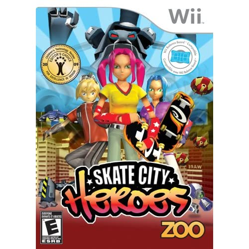 Image 0 of Skate City Heroes For Wii And Wii U