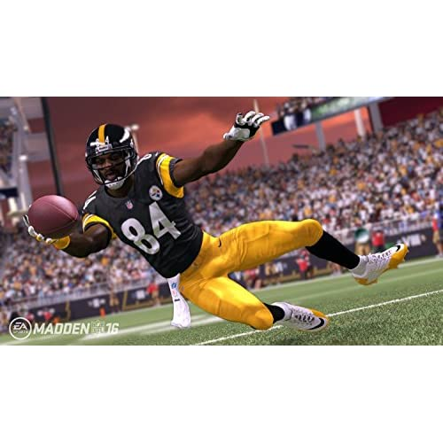 Image 3 of Madden NFL 16 For PlayStation 4 PS4 Football