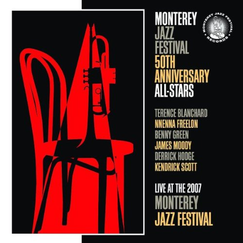 Image 0 of Monterey Jazz Festival 50th Anniversary All-Stars On Audio CD Album 20