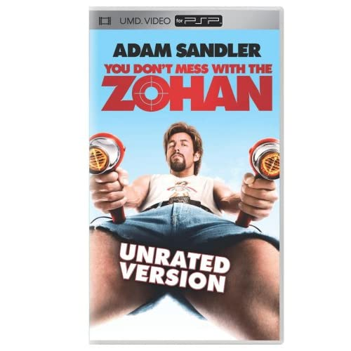 Image 0 of You Don't Mess With The Zohan Unrated UMD For PSP
