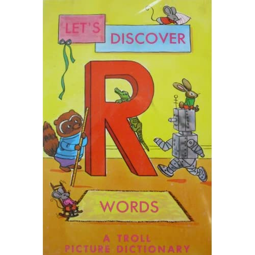 Image 0 of Let's Discover R Words On Audio Cassette