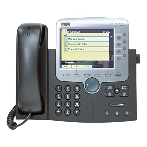 Image 0 of Cisco CP-7970G Unified IP Phone Telephone Gray Desktop