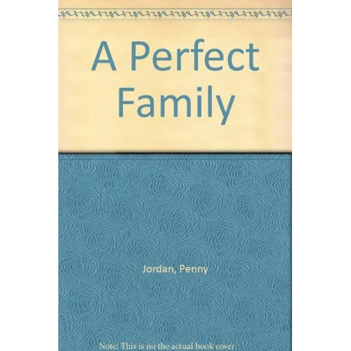 Image 0 of A Perfect Family By Penny Jordan On Audio Cassette