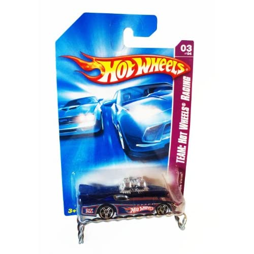 Hot Wheels 2008 147 Team: Hot Wheels Racing 3 Of 4 Double Vision 1:64