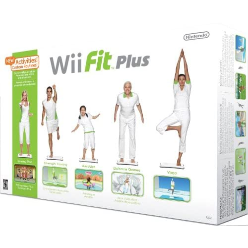 Image 0 of Wii Fit Plus With Balance Board For Wii
