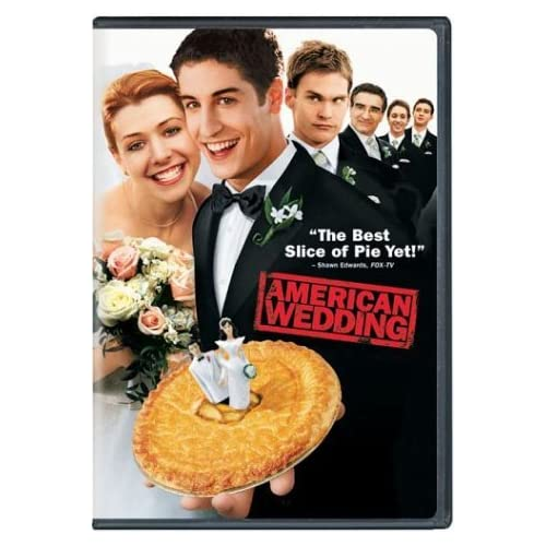 Image 0 of American Wedding Full Screen Edition By Jason Biggs On DVD With Jason Biggs Alys