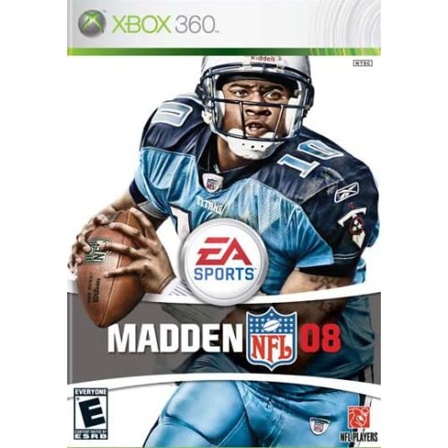 Madden NFL 08 For Xbox 360 Football