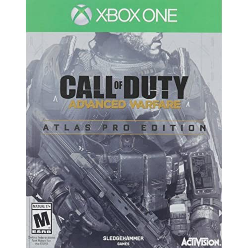 Call Of Duty: Advanced Warfare Atlas Pro Edition For Xbox One COD Shooter