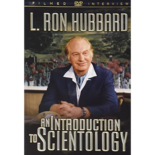 Image 0 of An Introduction To Scientology: Filmed Interview With L Ron Hubbard On DVD