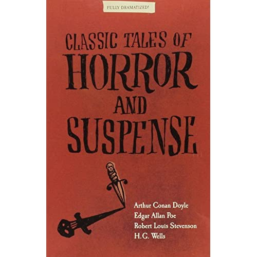 Image 0 of Classic Tales Of Horror And Suspense On Audio Cassette