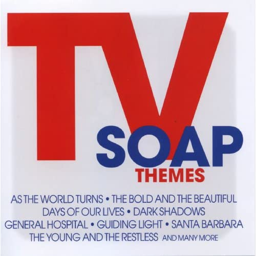 TV Soap Themes Television By TV Soap Themes On Audio CD Album Pop 2009
