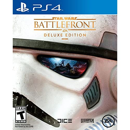 Image 0 of Star Wars: Battlefront Deluxe Edition For PlayStation 4 PS4