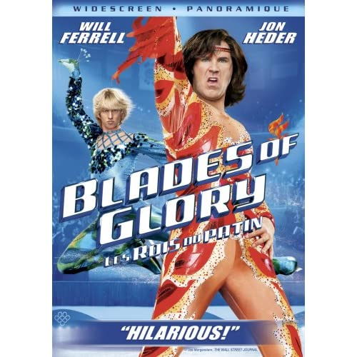Image 0 of Blades Of Glory Movie On DVD