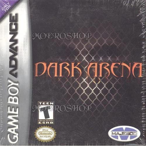 Image 0 of Dark Arena For GBA Gameboy Advance