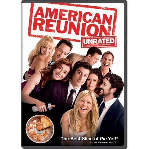 Image 0 of American Reunion Unrated On DVD With Jason Biggs Comedy