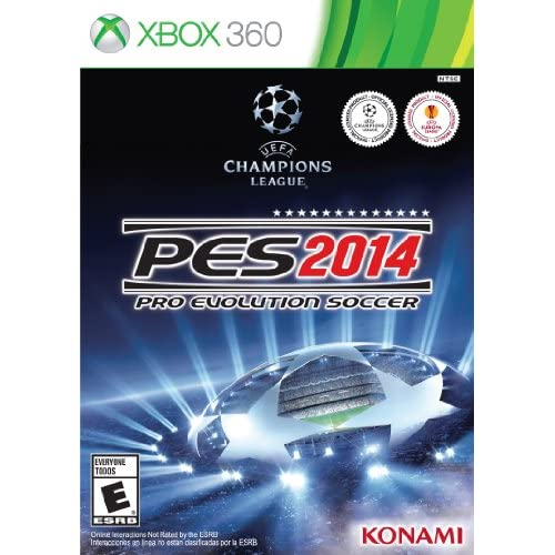 Pro Evolution Soccer 2014 Xbox 360 For PlayStation 3 PS3