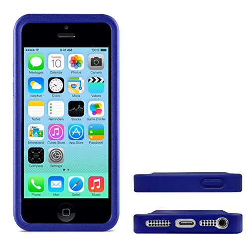 Image 3 of iPhone 5 5S SE Varioedge Stand Case By Zerochroma Blue Cover Multi